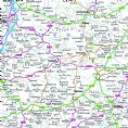 Regional Road Map 7 South West England and South Wales